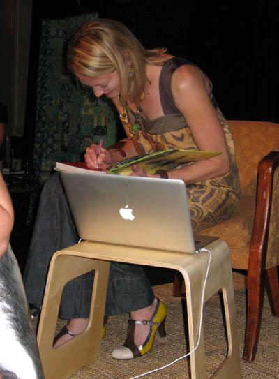 Nov 13 2008 Meeting Amy Butler037