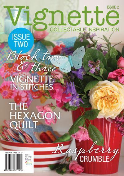 VIGNETTE Issue 2 COVER