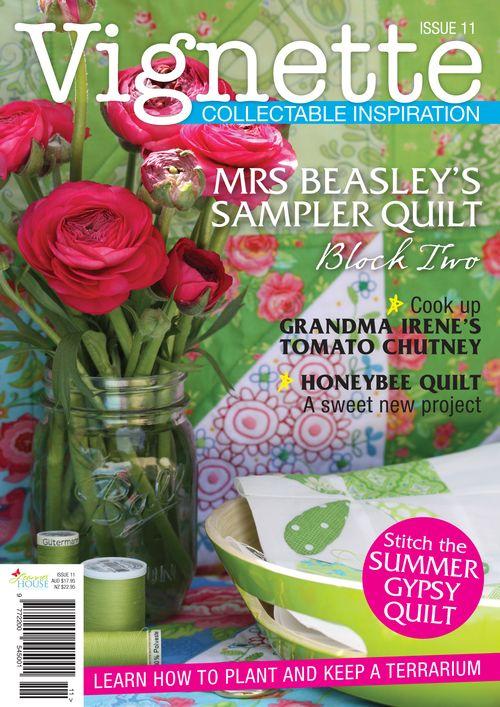 Vignette Issue 11 cover for blog