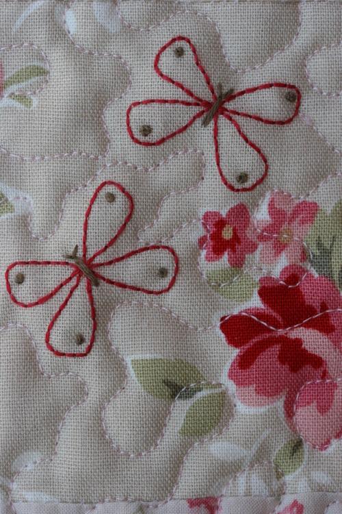 Butterfly Garden - Close Up