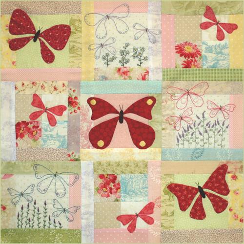 Butterfly Garden - Block 5