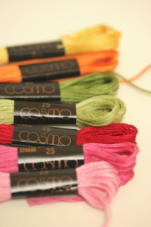 What are Cosmo threads and where can I get them?