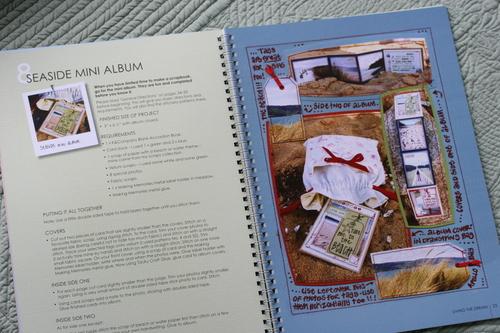 Seaside Mini Album