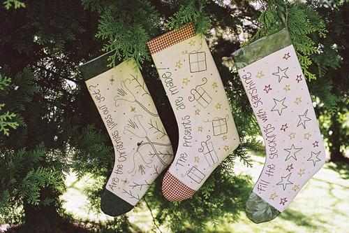 006 - Santa's Socks - One