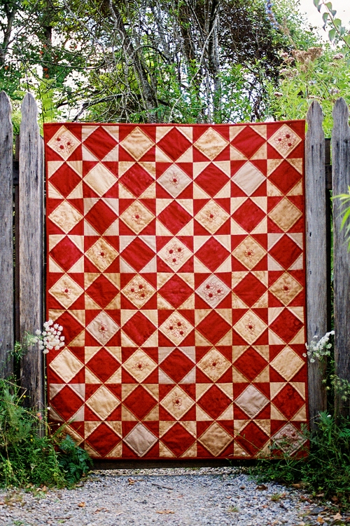 012 - Allycia's Quilt