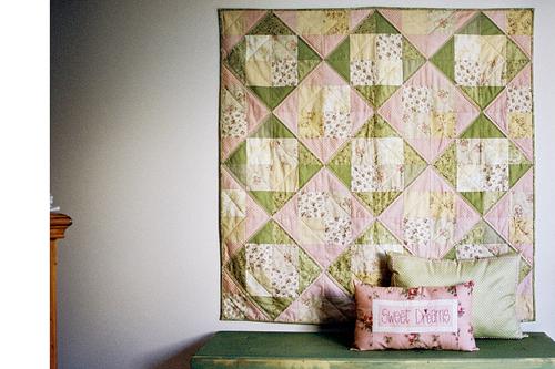 017 - Rosie's Quilt