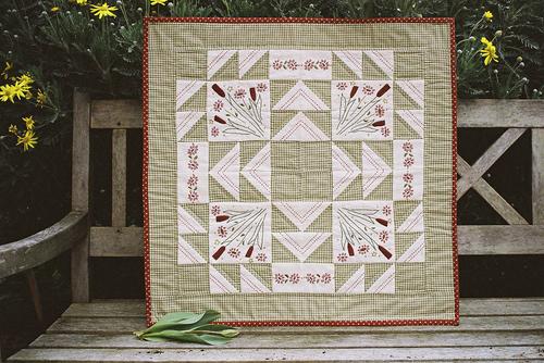 019 - Spring Garden Quilt