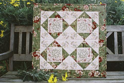 020 - Summer Garden Quilt