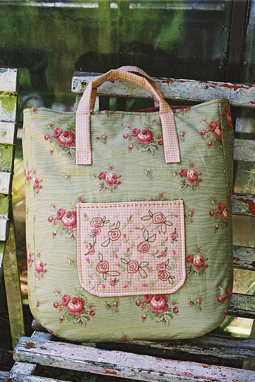025 - Nana Doreen's Sewing Tote