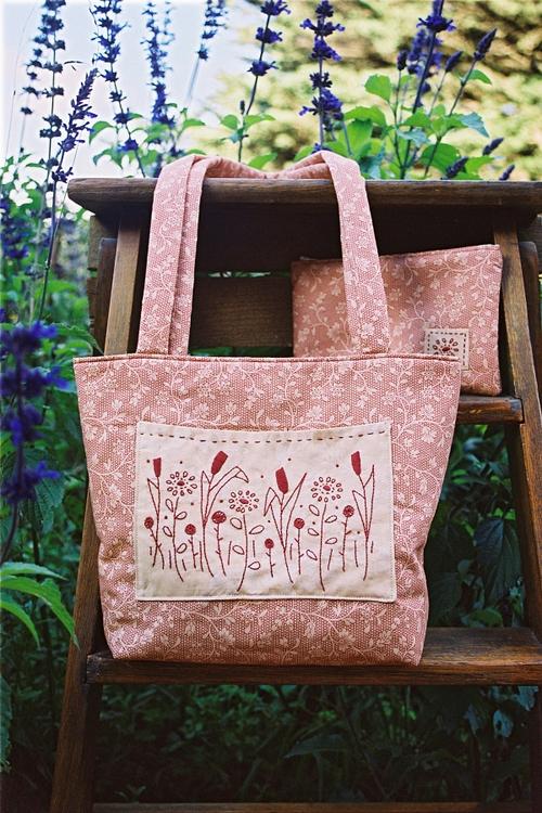 030 - Leanne's Flower Bag
