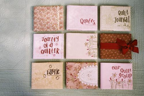 Quilter's Journals