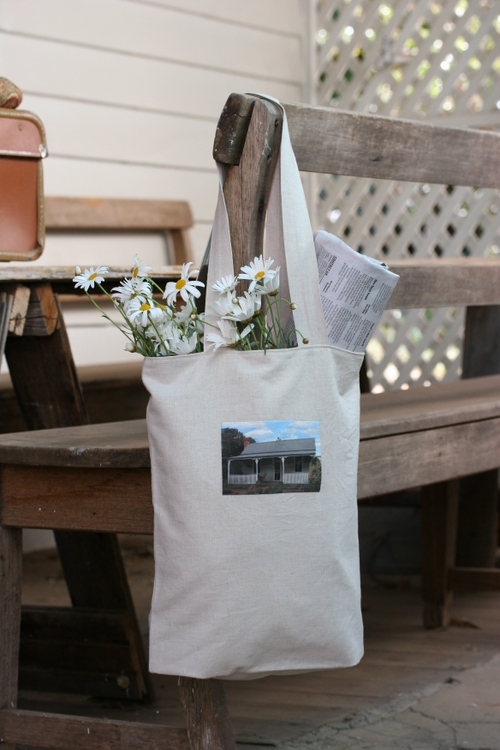 Talbot shopping bag