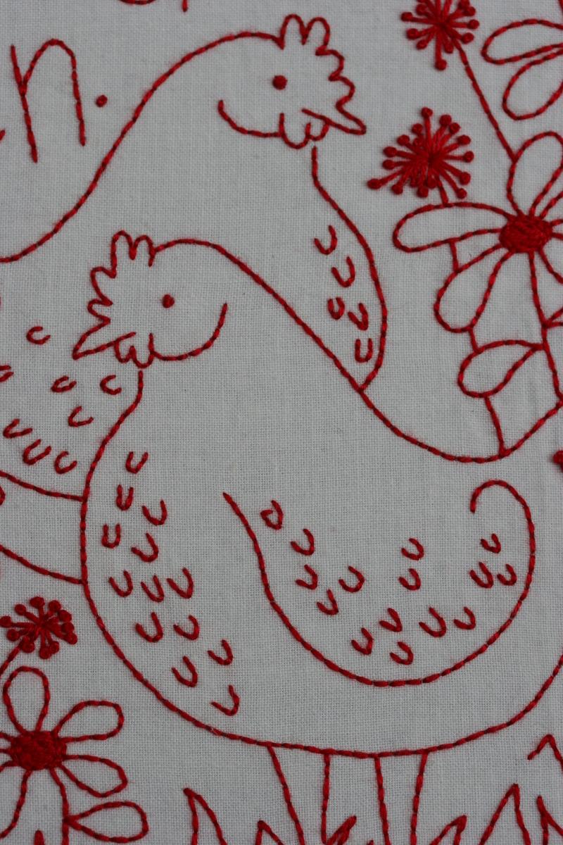 Stitchery Patterns Free