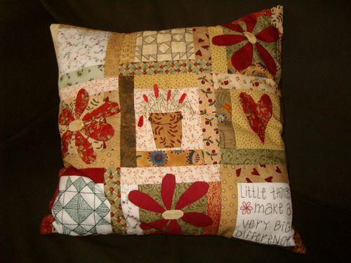 Claudia's Waverley Cushion