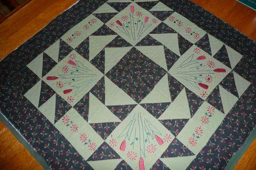 Robyns Spring Garden Quilt